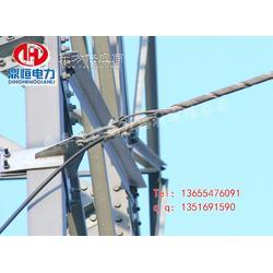 光缆悬垂线夹100档距单层丝悬垂线夹光缆金具厂家图片
