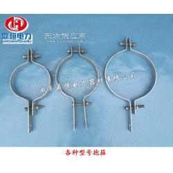 光缆抱箍不锈钢抱箍拉线抱箍采购厂家图片