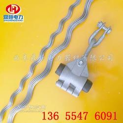 光缆悬垂线夹预绞丝悬垂线夹光缆配电设备厂家图片