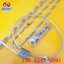 OPGW光缆耐张金具铝包钢耐张线夹图片