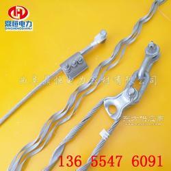 OPGW光缆预绞丝耐张线夹特点图片