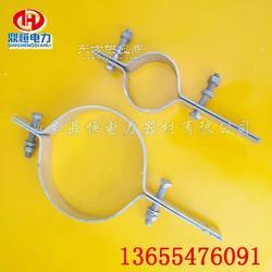 长年供应ADSS光缆抱箍金属抱箍光缆抱箍材质说明图片