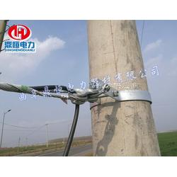 光缆固定夹具OPGW光缆抱箍电力抱箍研发厂家图片