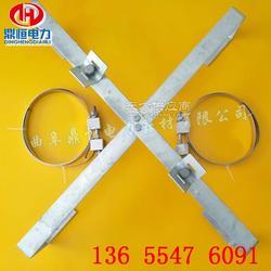 OPGW光缆杆用余缆架使用方法图片