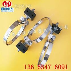 光缆杆用绝缘引下金具ADSS光缆杆用紧固件图片