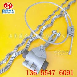 OPGW光缆悬挂金具铝合金悬垂线夹材质图片