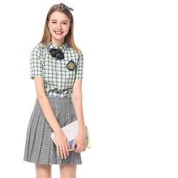 校服定做哪家好_朗圣服裝(在線咨詢)_校服圖片