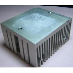 镇江生产大功率可控硅用散热器厂、散热器、镇江豪阳(查看)图片