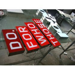 上海树脂字-苏州朗星标识-树脂字厂家图片