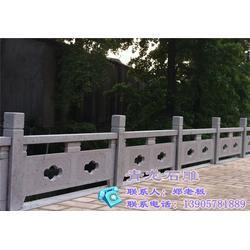 石雕栏杆-青龙石雕精工细琢-石雕栏杆定制
