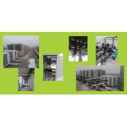 空气能热泵,中科福德,洗浴泳池空气能热泵图片