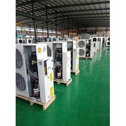 煤改空气能热泵效果-中科福德-空气能热泵图片