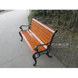 公园塑木椅工艺_想买优质的塑木休闲椅就来 振兴户外椅定制图片