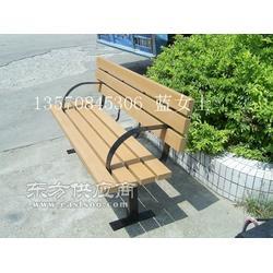 低价 山樟木钢木休闲椅子、实木户外长椅使用寿命图片