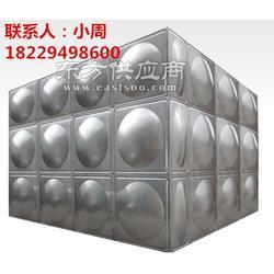 不锈钢拼接水箱现场焊接图片
