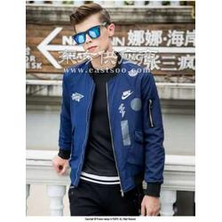 2017春季一件代发猎奇服饰厂家直销夹克明星同款夹克同款图片