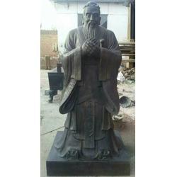 东莞人物雕塑、实力商家(在线咨询)、人物雕塑孔子铜像图片