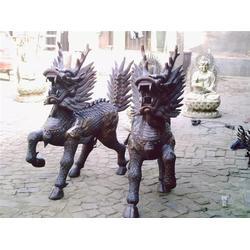 天顺雕塑(多图),铜麒麟制造厂,嘉兴铜麒麟图片