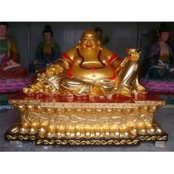 云浮弥勒佛像_黄铜贴金弥勒佛像制作_天顺雕塑(多图)图片