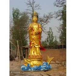 天顺雕塑(图)、送子观音菩萨铜佛像制作、汉中观音菩萨