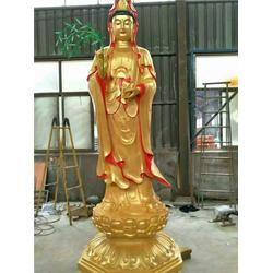 天顺雕塑_延安观音菩萨_观音菩萨铜佛像厂家图片