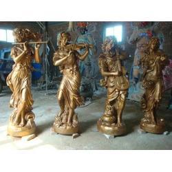 上海西方雕塑,专业制作,室内外西方雕塑制作图片
