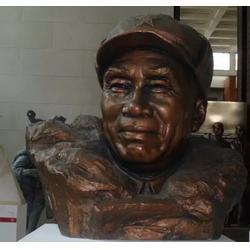 人物雕塑周书记铜像|梅州人物雕塑|厂家定做图片