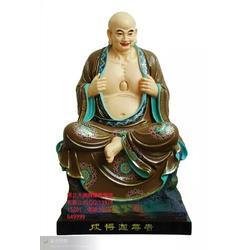 天津十八罗汉、铸铜十八罗汉铜像、铸铜厂家(多图)图片