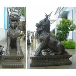 麒麟雕塑、汉中麒麟雕塑、实力商家(图)图片