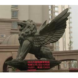 宜昌狮子雕塑|雕塑厂家(在线咨询)|狮子制造有限公司图片