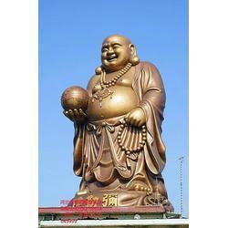 神佛铜像厂家,三亚市弥勒佛,贴金彩绘弥勒佛铜像制作图片