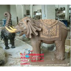 景洪大象雕塑,玻璃钢大象雕塑,欢迎实地考察图片