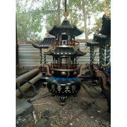 天顺雕塑|天津铜香炉|铜香炉铁香炉图片