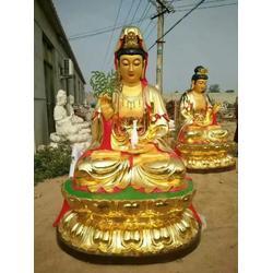 潮州铜佛像观音菩萨、天顺雕塑、铜佛像观音菩萨厂家图片
