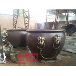 铜大缸|天顺雕塑|太平铜大缸雕塑图片