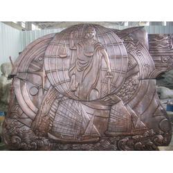 舟山浮雕_信誉商家(在线咨询)_铸铜浮雕制造图片