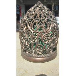 南京灯罩雕塑、实力商家(在线咨询)、铸铜灯罩雕塑厂家图片