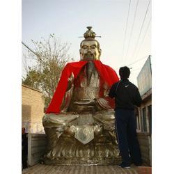天顺雕塑、王母铜神像、河南铜神像图片