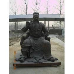 关公铜像|专业制作铜关公(在线咨询)|铸铜关公铜像图片