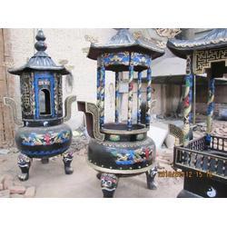 寺庙焚香香炉制作、温州香炉、厂家直销(图)