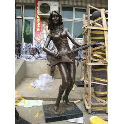 实力商家_台中西方雕塑_西方雕塑人物铜像批发