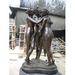 五指山市西方雕塑|厂家直销|西方雕塑名人制作图片