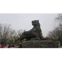 铜雕狼城市雕塑制作、松原城市雕塑、厂家定制(多图)图片