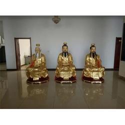 铸铜神像财神雕塑、泸州铸铜神像、天顺雕塑图片