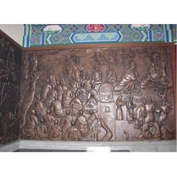 佛像铜浮雕制作_山西铜浮雕_信誉商家图片