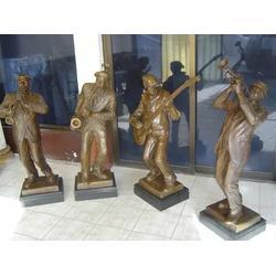 西方雕塑 跳舞的天使 江苏西方雕塑-雕塑公司(多图)图片
