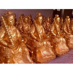 湘西土家族苗族自治州铜雕神像|定制|铜雕神像财神图片