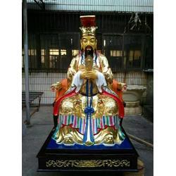 黄山铜神像、庙宇神像制作、贴金窑神铜神像制作