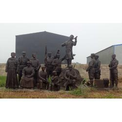 不锈钢人物雕塑制作-萍乡人物雕塑-诚信商家(多图)图片