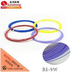 羽毛球拍线的磅数选择、南京羽毛球拍线、全鸿体育用品图片